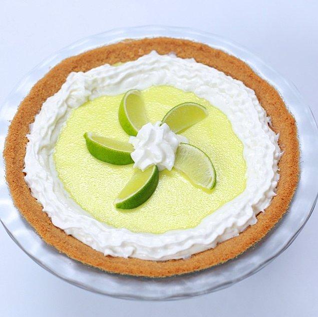 7. The Sims'te Sim'lerin favori tatlılarından Key Lime Pie dünyamıza ışınlanıvermiş!
