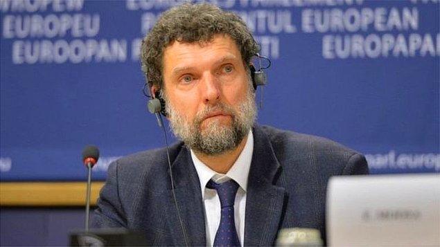 Kavala için Türkiye'ye yönelik ilk kez ihlal prosedürü başlatılabilir