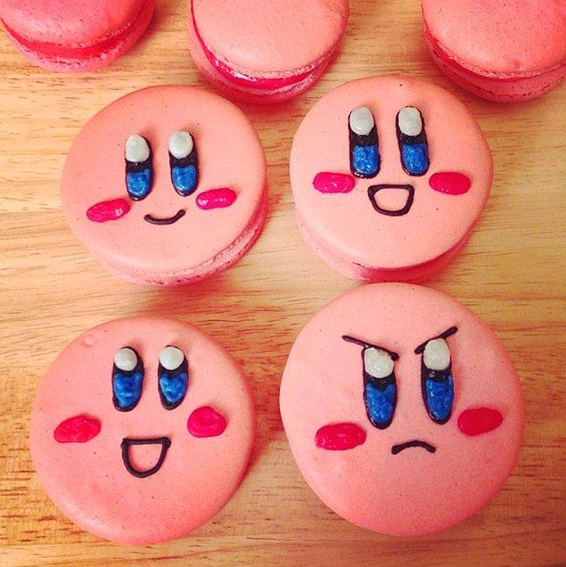 14. Her şeyi mideye indiren Kirby de yenilip yutulmaya hazır!