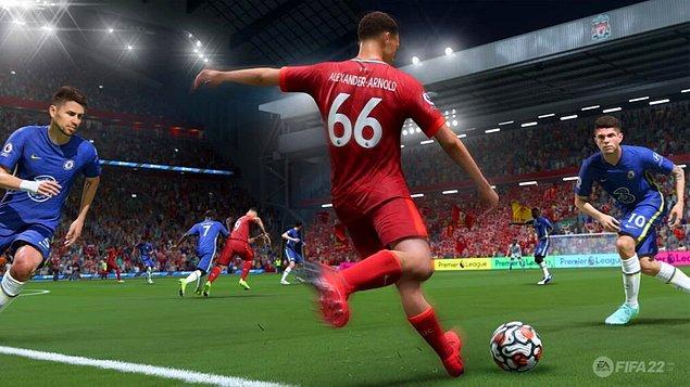 FIFA 22, en ucuz 419.99 TL'den satılacak.