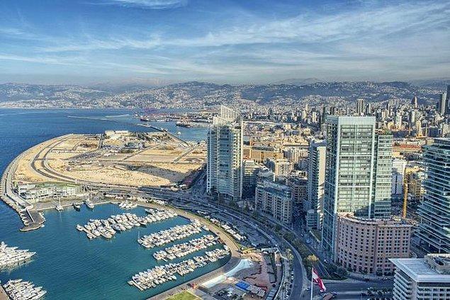 10. Beyrut - Lübnan (M.Ö. 3000)