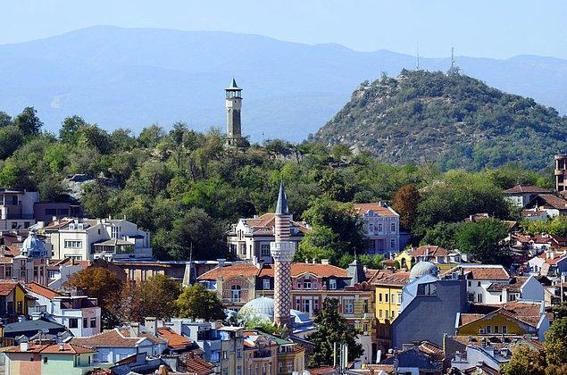 8. Filibe - Bulgaristan (M.Ö. 4000)