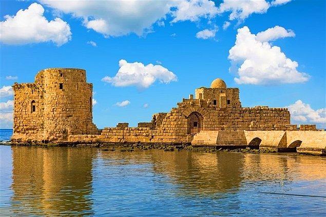 7. Sayda - Lübnan (M.Ö. 4000)
