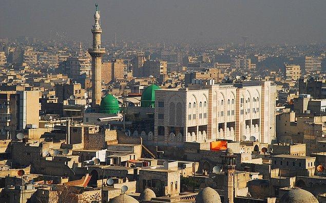 3. Halep - Suriye (M.Ö. 4300)