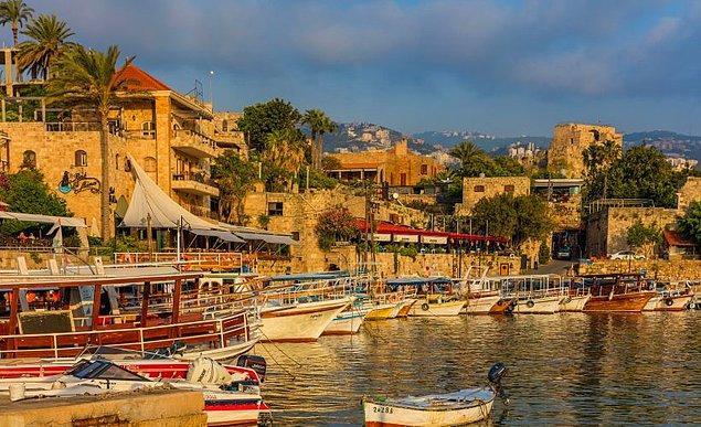 2. Biblos - Lübnan (M.Ö. 5000)