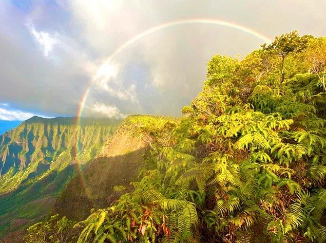 5. Kalalau Lookout - Amerika: