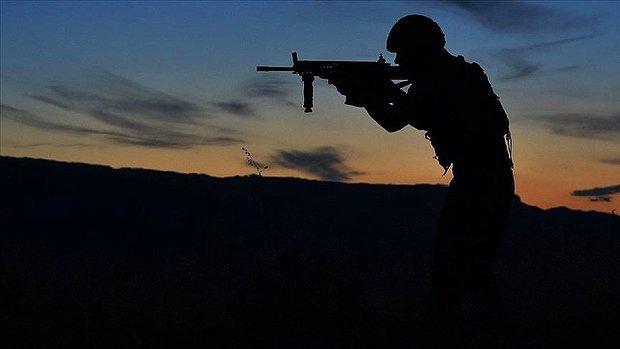 MSB: Irak'ın Kuzeyinde Bir Asker Şehit Oldu