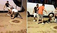 Antalya'daki Palalı Saldırganlar Serbest Bırakıldı