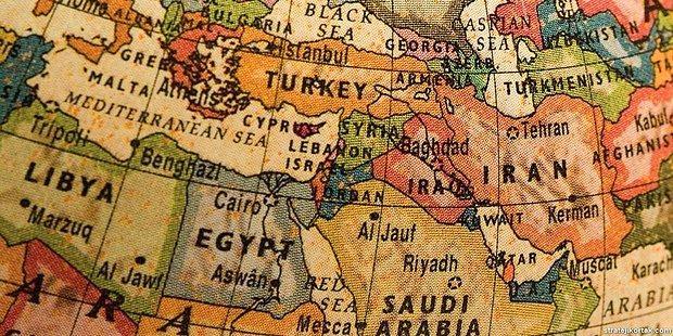 Cenk Yüksel Yazio: Orta Doğu Duyarsızlığı