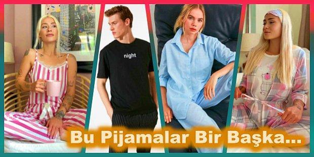 Sonbahar Gecelerini Hem Şık Hem Rahat Geçirmeniz İçin Tasarlanmış 19 Pijama Takımı
