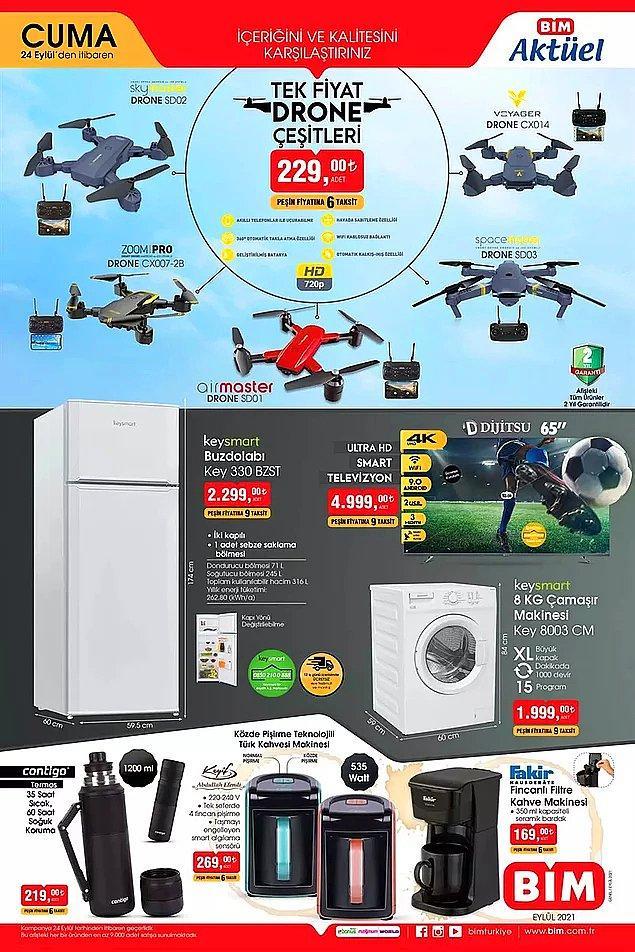 Drone Çeşitleri 229 TL.