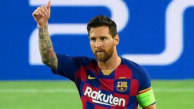 Linoel Messi'nin Maaşı Dudak Uçuklattı! İşte Barcelona'dan PSG'ye Transfer Olan Futbolcunun Aldığı Ücret...