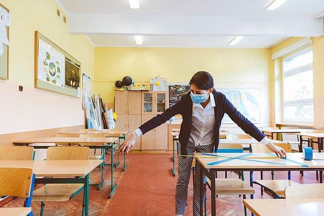 'Okulların açılmasının da bunda etken olduğunu söyleyebiliriz'