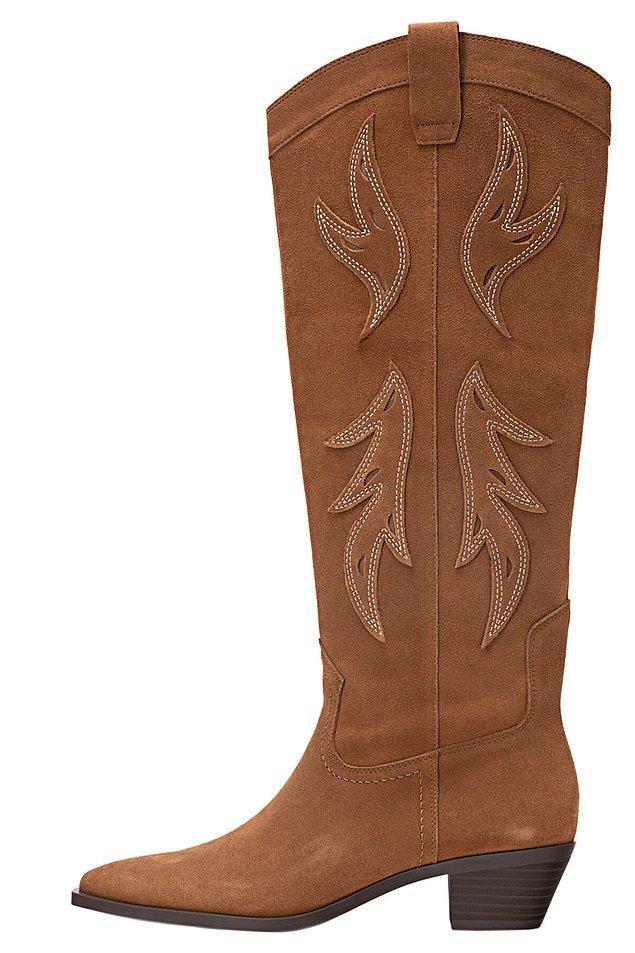3. Sonbaharı doyasıya yaşamak için kovboy çizmelerine göz atmanız gerekiyor.