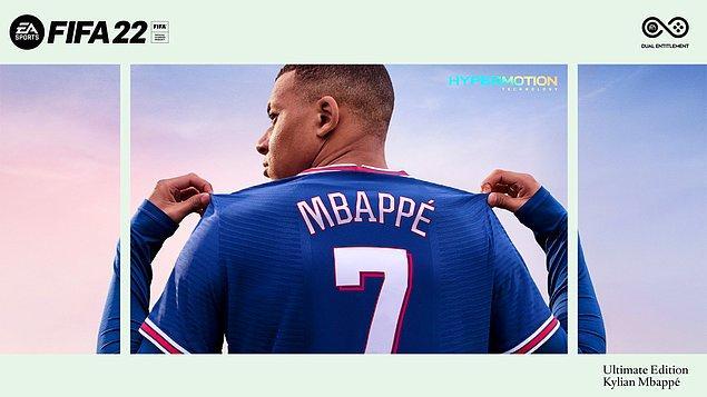 FIFA 22 için geri sayım devam ediyor.