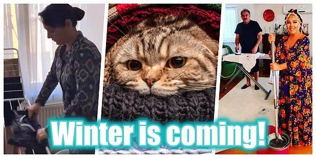Yazlıkları Kaldıracak Kışlıkları Çıkaracaklara Uygun Pratik Elektronik Ürünler