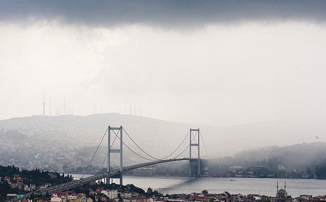 Dün akşam saatlerinde İstanbul'da yoğun bir sağanak yağış başladı, daha önce bu konu ile ilgili uyarılar da yapılmıştı zaten.