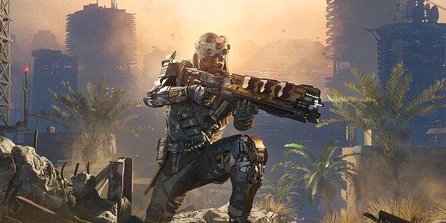 7. Call Of Duty: Black Ops III - 80-100 GB