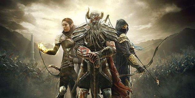 5. The Elder Scrolls Online - 85-120 GB