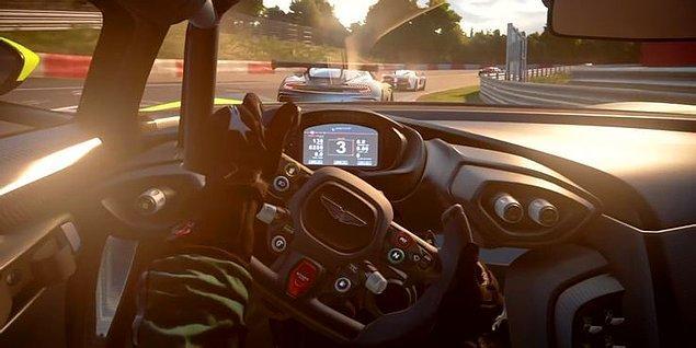 4. GT Sport - 100 GB