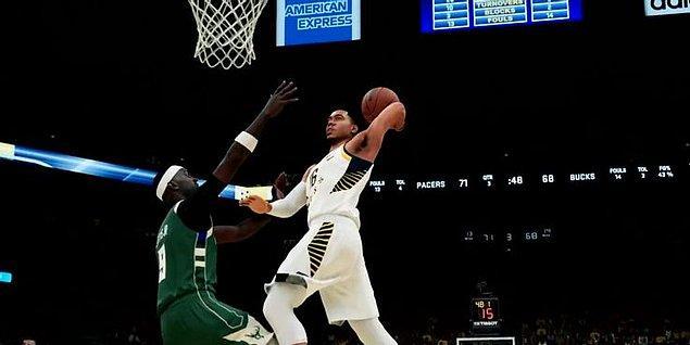 3. NBA 2K22 - 100 GB