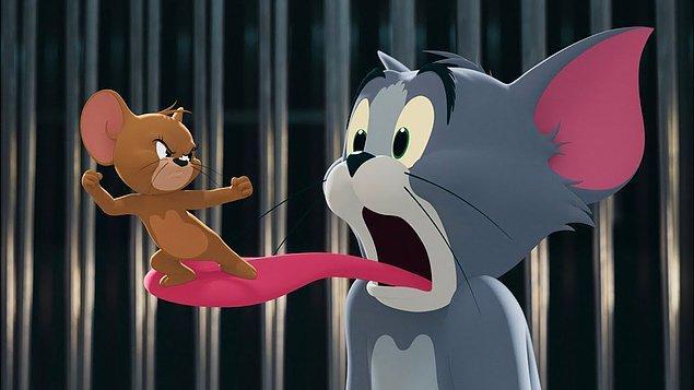 18. Tom ve Jerry'nin orijinal adı Jasper ve Jinx'tir.