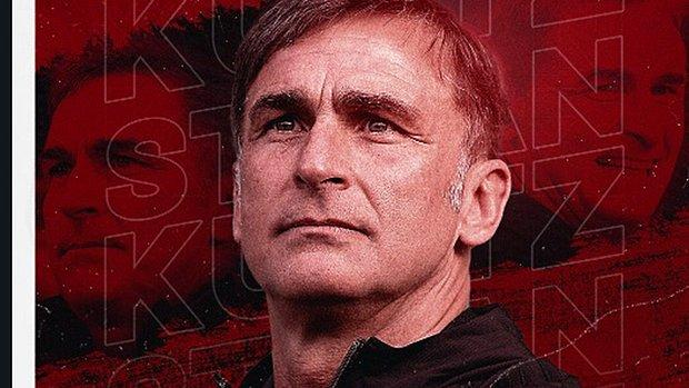 A Milli Futbol Takımı'nın Teknik Direktörü Stefan Kuntz Oldu! Stefan Kuntz Kimdir? Stefan Kuntz Kaç Yaşında?