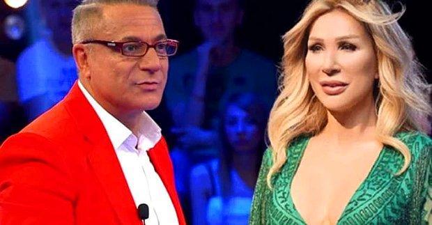 Seda Sayan, Geçmişte Bir Kadına Tecavüzle Suçladığı Mehmet Ali Erbil'le Sahnede Barıştı...