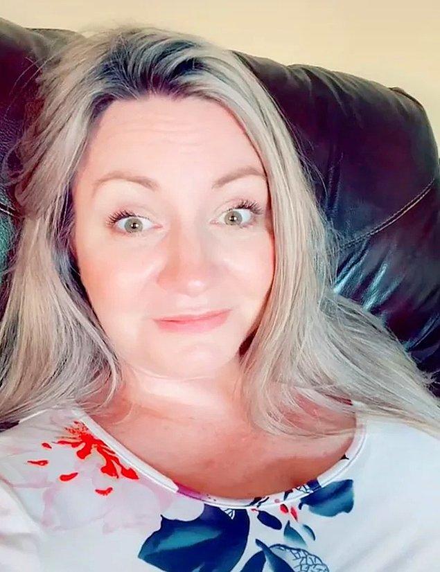Jenny, 62 yaşında hamile olmasıyla ilgili gelen olumsuz yorumları ciddiye almadığını belirtiyor.