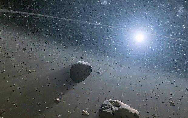 Dünya'daki Metal Rezervlerinden Daha Fazlasına Sahip İki Yeni Asteroit Keşfedildi