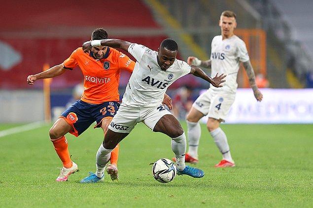 Süper Lig'in 5. haftasında Medipol Başakşehir ile Fenerbahçe karşı karşıya geldi.