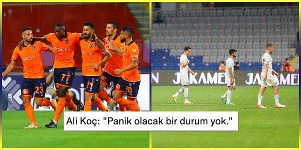 Büyük Sürpriz! Başakşehir Ligde İlk Galibiyetini Alırken Fenerbahçe İlk Kez Kaybetti