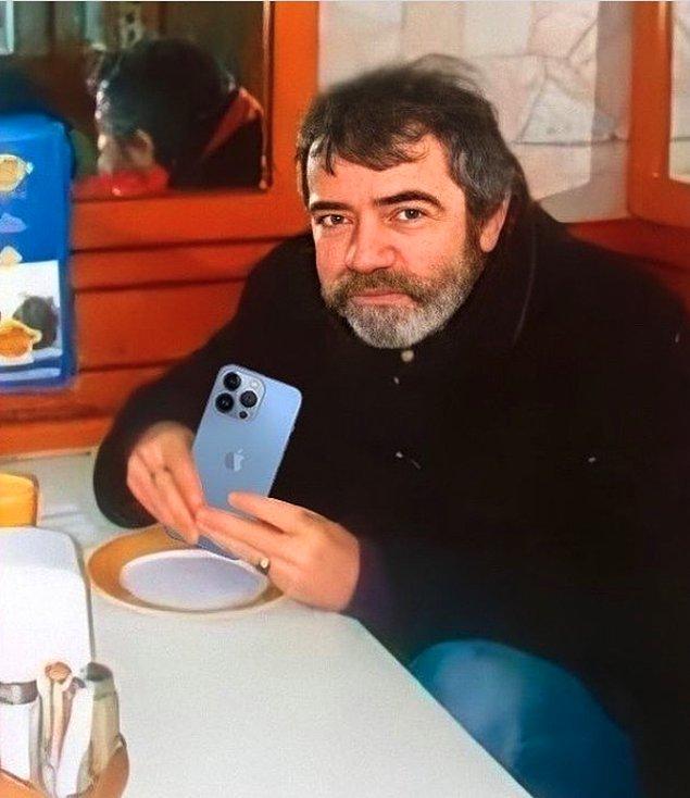 2. Yeni iPhone sonrası ilk kahvaltı.
