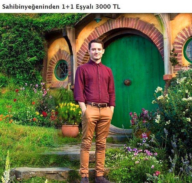 21. Senelerdir sapasağlam, Hobbit güvencesiyle.