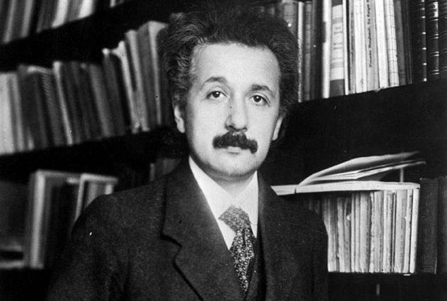 4. Başkan Einstein!