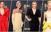 Kırmızı Halı Alarmı: 2021 Emmy Ödülleri'nin Şık ve Rüküşlerini Seçiyoruz!