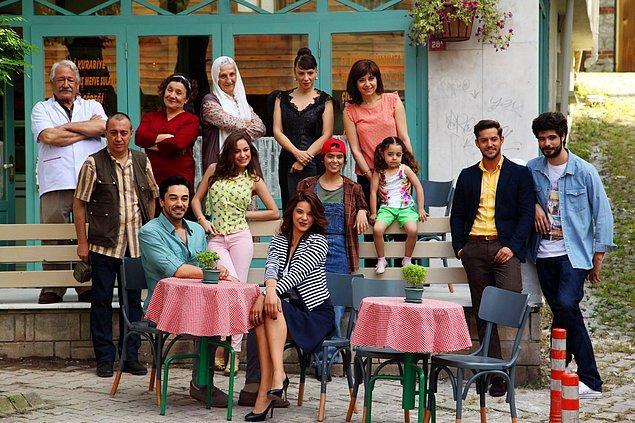 15. My Husband Got a Family / Kocamın Ailesi - IMDb: 3.9