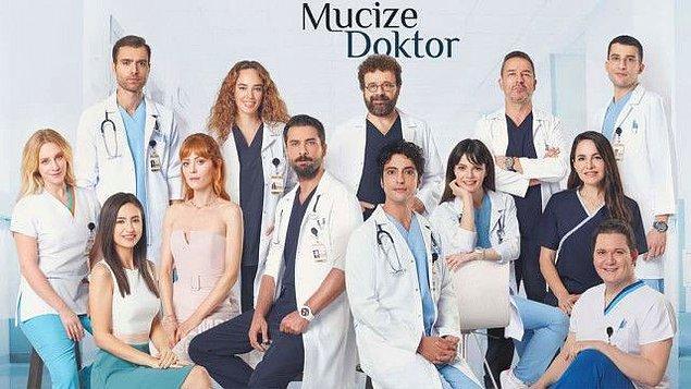 3. Good Doctor / Mucize Doktor - IMDb: 7.1