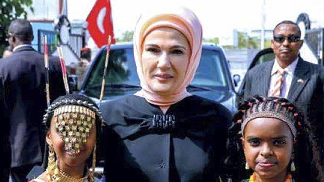Emine Erdoğan 20 Eylül'de Türk Evi'nde düzenlenecek programla ülke liderlerinin eşlerine, BM ve diğer uluslararası temsilciler ile sivil toplum kuruluşu temsilcileri ve yabancı misyon şeflerine tanıtacak.