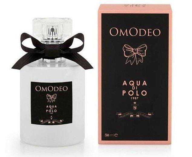 6. Aqua Di Polo'nun bu çok sevilen parfümü beş bin kez satın alınmış.