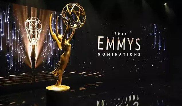 Geçtiğimiz gün 2021 Emmy Ödülleri sahiplerini buldu biliyorsunuz ki...