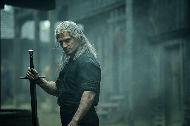 13. The Witcher (2019 - )