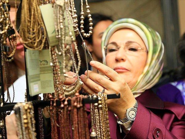 Emine Erdoğan'ın Kullandığı Dünyaca Ünlü Markanın Saatinin Fiyatı Birçok Kişinin Dikkatini Çekti