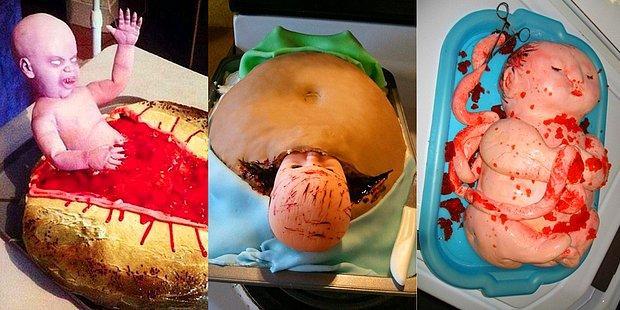 Rüyalarınıza Girse Korkudan Yatağınızdan Sıçrayıp Altınıza Yapacağınız Birbirinden Ürkütücü 15 Pasta