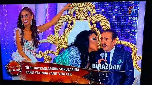 7. Bülent Ersoy'un,  'Benzemez Kimse Bize' programına sarhoş çıktığı iddiası gündeme bomba gibi oturdu!