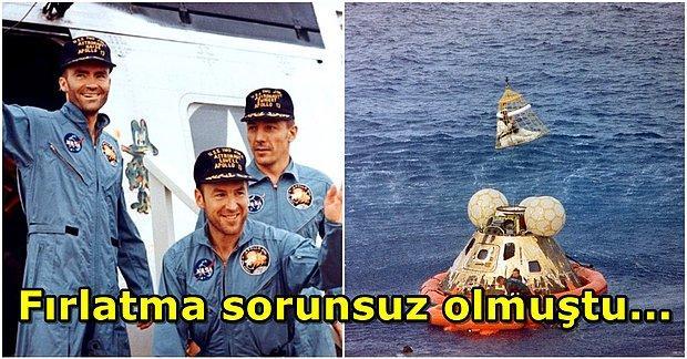 Houston Bir Problemimiz Var! Türlü Talihsizliklerle Boğuşan Apollo 13 Görevinin Perde Arkası