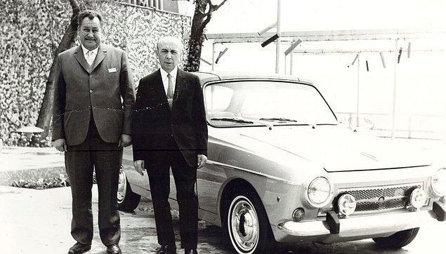 1959 yılında görüşmeler sonuç verir ve Ford-Koç ortaklığı ile Ford Otosan kurulur.