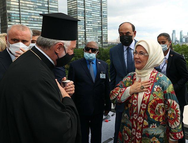 'Türkevi barışa olan inancımızın da bir sembolüdür'
