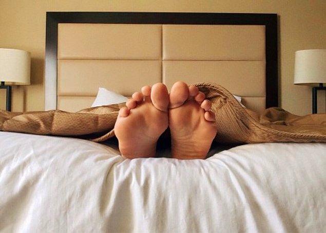 6. Gece uyumadan önce bunyon koruyucu takın.