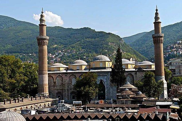 7. Bursa'yı Bursa yapan Ulu Cami...